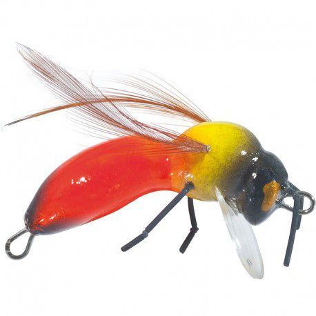WOBLER IRON CLAW Insect Lures WASP 3 cm, kolor 2