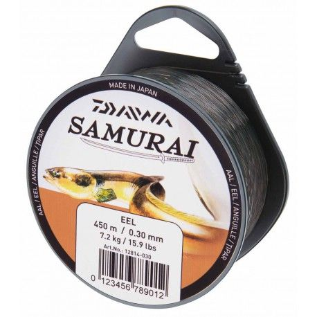 Żyłka Daiwa Samurai Węgorz 0,30mm/450m