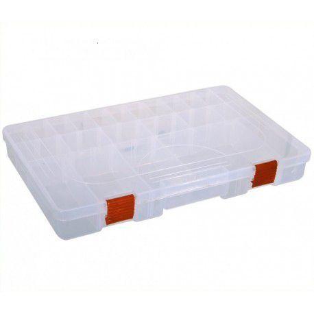 Pudełko, organizer IRON CLAW Gear Box 6 350x220x50