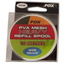 Siatka PVA Szpula Fox Wide 10m Refill Spool Heavy Mesh