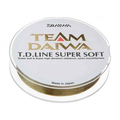 Żyłka Daiwa Team Super Soft 0,30mm/135m zielona