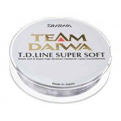 Żyłka Daiwa Team Super Soft 0,18mm/135m przezroczysta