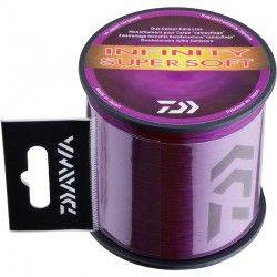 Żyłka Daiwa Infinity Super Soft 0,27mm/1350m fioletowa