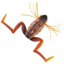 Przynęta żaba gumowa Daiwa 3,5cm Prorex Micro Frog 35DF, kolor: mad brown