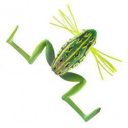 Przynęta żaba gumowa Daiwa 3,5cm Prorex Micro Frog 35DF, kolor: green toad