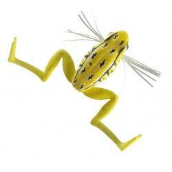 Przynęta żaba gumowa Daiwa 3,5cm Prorex Micro Frog 35DF, kolor: yellow toad