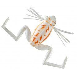 Przynęta żaba gumowa Daiwa 3,5cm Prorex Micro Frog 35DF, kolor: albino