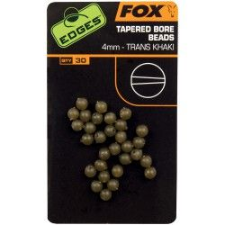 Koralik Fox Edges Tapered Bore Beads 4mm (30szt.)