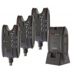 Zestaw sygnalizatorów Cormoran Pro Carp F-8000
