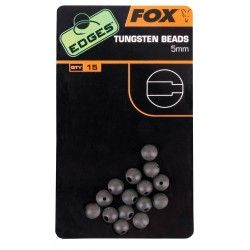 Koralik Fox Edges Tungsten Bead 5mm (15szt.)