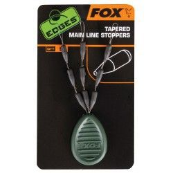 Stopery Fox Edges Tapered Mainline Stoppers (9szt.)