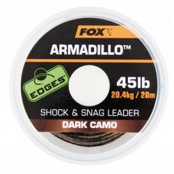 Plecionka przyponowa Fox Edges Armadillo 45lb/20m Dark Camo