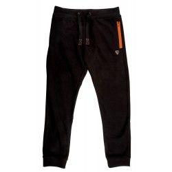 Spodnie Fox Joggers rozm.XXXL czarno-pomarańczowe