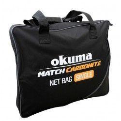 Torba na siatkę Okuma Carbonite Match Net Bag Single