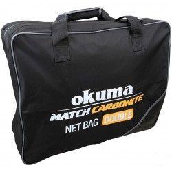 Torba na siatkę Okuma Carbonite Match Net Bag Double