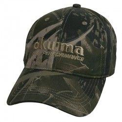 Czapka z daszkiem Okuma Full Back Camouflage Hat