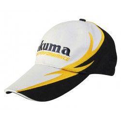 Czapka z daszkiem Okuma Street Cap biała
