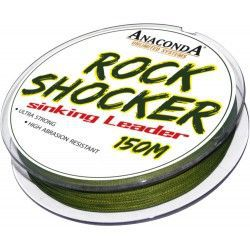 Plecionka Anaconda Rockshocker Leader 0,41mm/150m
