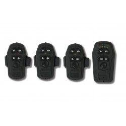 Zestaw sygnalizatorów DAM Madcat 3+1 Smart Alarm Set