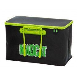 Składane wiadro DAM Madcat rozm.XXL Foldable Waterproof Eva Bag