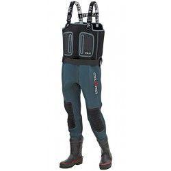 Spodniobuty DAM Steelpower rozm.40/41 Coolwater filcowa podeszewa