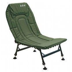 Fotel DAM Luxus Alu