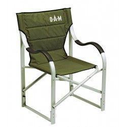 Rozkładany fotel DAM aluminiowy Luxury