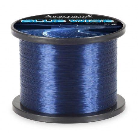 Żyłka Anaconda Blue Wire 0,38mm/5000m
