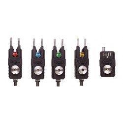 Zestaw sygnalizatorów Prologic SMX Alarms WTS 4+1