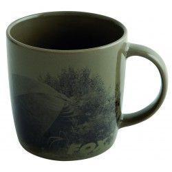 Kubek Fox Ceramic Mug Scenic