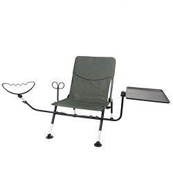 Zestaw Ron Thompson (krzesło, 2 podpórki, półka, torba transportowa)