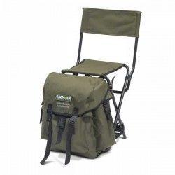 Krzesło z plecakiem Saenger