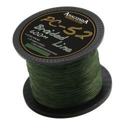 Plecionka Anaconda PC-52 Braided Line 0,22mm/600m
