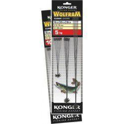 Przypon Wolfram Konger tablica 10kg (75szt)