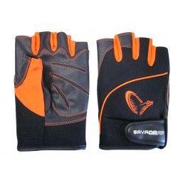 Rękawice z obciętymi palcami Savage Gear Protec, rozm.M