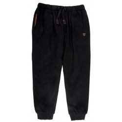 Spodnie Fox Black/Orange Heavy Lined Joggers, rozm.M