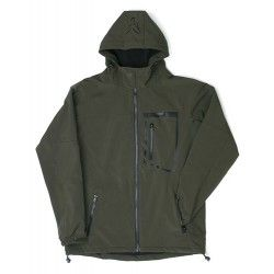 Kurtka Fox Green/Black Softshell Jacket, rozm. S