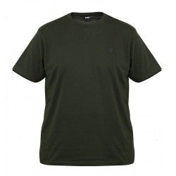 Koszulka Fox Green/Black Brushed Cotton T-Shirt, rozm.S