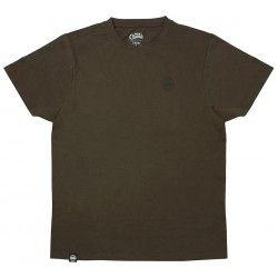 Koszulka Fox Chunk Dark Khaki Classic T-Shirt, rozm.L