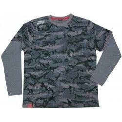 Koszulka Fox Rage Camo Long Sleeve, rozm.S