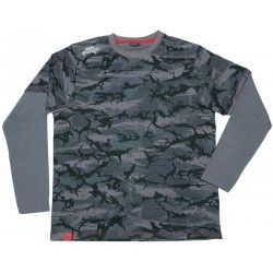 Koszulka Fox Rage Camo Long Sleeve, rozm.XL