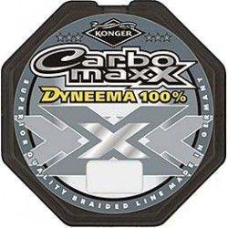 Plecionka Konger Carbomaxx Dynema 0,10mm/100m
