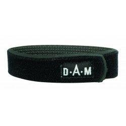 Opaski na wędkę DAM Neoprene Rod Bands (2szt.)