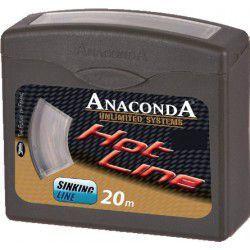 Plecionka Anaconda Hot Line 20lb/20m