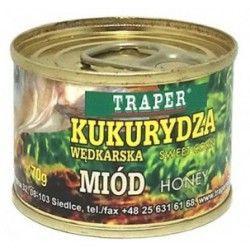 Kukurydza Traper 70g - Miód