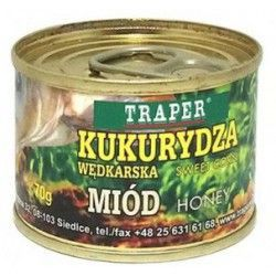 Kukurydza Traper 140g - Miód