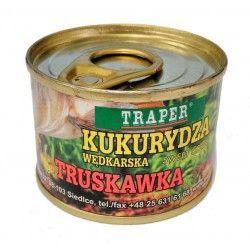 Kukurydza Traper 140g - Truskawka