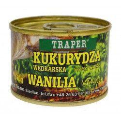 Kukurydza Traper 140g - Wanilia