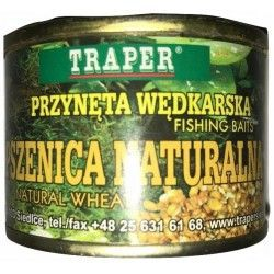 Przynęta naturalna Traper 70g - Pszenica naturalna
