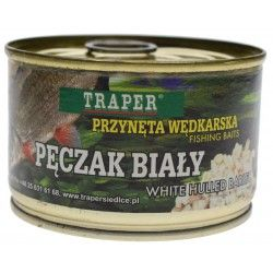 Przynęta naturalna Traper 70g - Pęczak biały